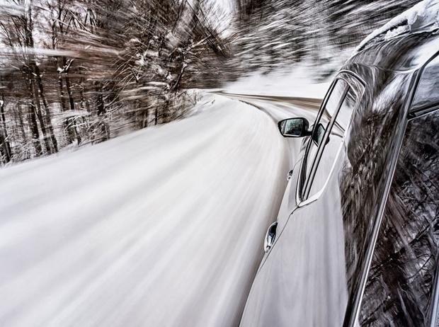 Фото №2 - Экстремальное вождение: о чем нужно помнить зимой за рулём