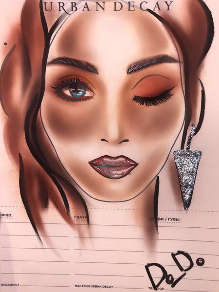 Фото №17 - Дерзкий и модный: варианты макияжа на новогоднюю вечеринку