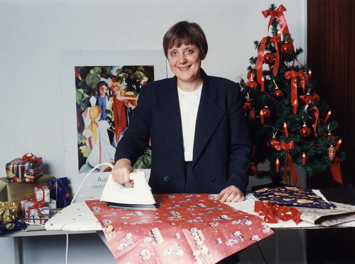 Фото №17 - Ангела Меркель, какой ее мало кто знает (или помнит)