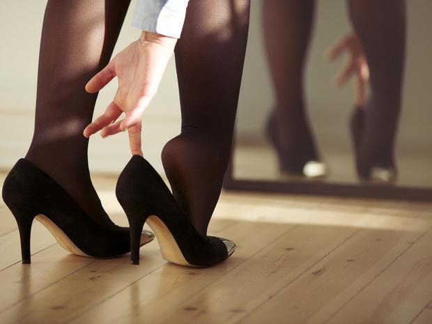 Фото №3 - На высоте: как научиться красиво ходить на каблуках