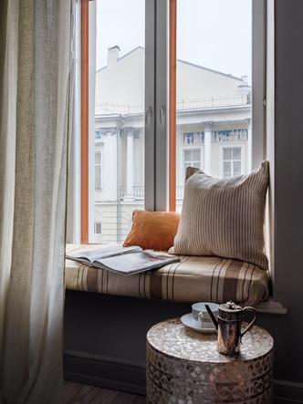 Фото №15 - Квартира в классическом стиле в центре Москвы