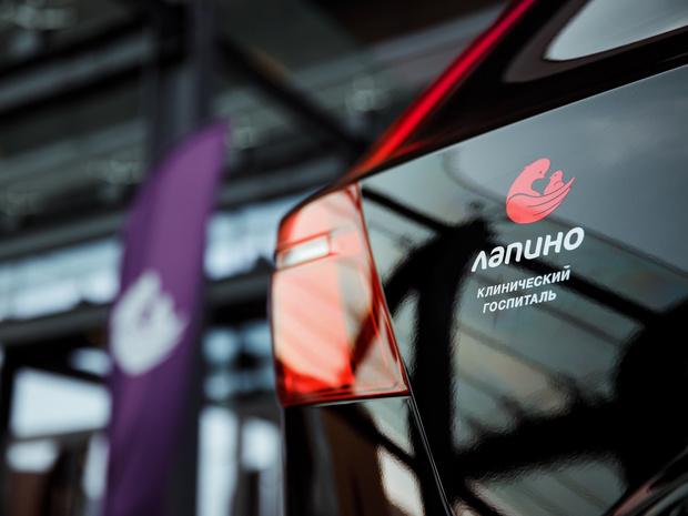 Фото №1 - 4 причины воспользоваться новым сервисом от Volvo Car Russia и КГ «Лапино»— трансфером для родителей с новорожденными