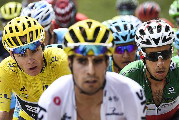 Фото №3 - Среди «горных королей»: репортаж с велогонки «Тур де Франс»