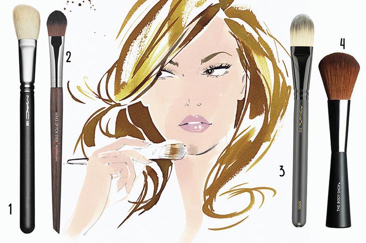 Фото №1 - Кисти для макияжа: все, что ты хотела знать