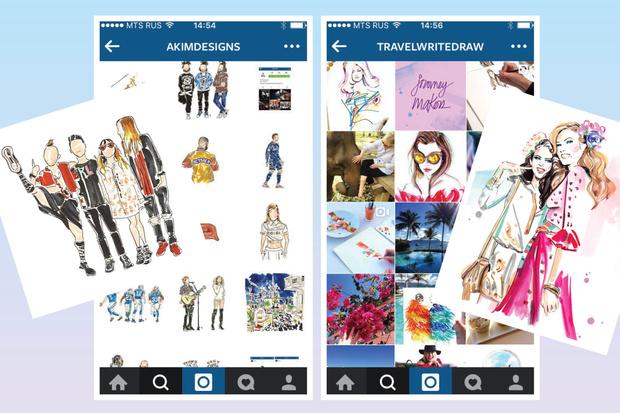 Фото №7 - 20 fashion-иллюстраторов, на которых стоит подписаться в Инстаграме