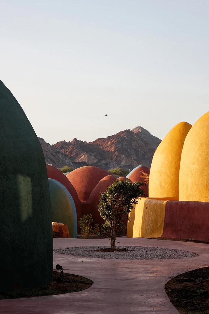 Фото №4 - Разноцветная деревня в Иране