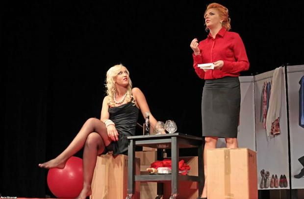 Фото №2 - Прима Большого и тайная любовница Сталина: кого сыграет Бузова на сцене МХАТ?