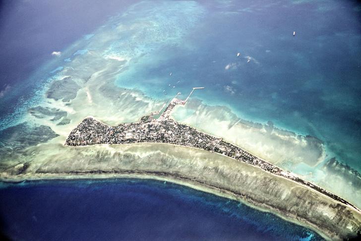 Фото №4 - Голубая бездна: как спасти Кирибати