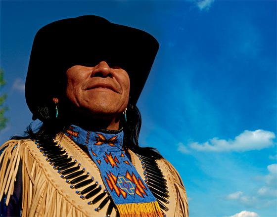 Фото №1 - Дети большой матери: как живут индейцы зуни