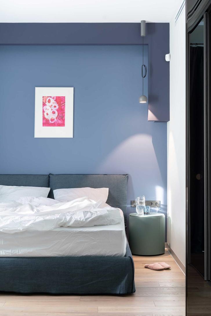 Фото №10 - Модная квартира для холостяка в Петербурге 80 м²