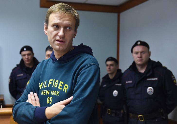 Фото №1 - Сколько дней уже отсидел Навальный