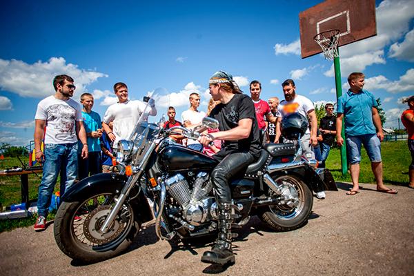 Фото №29 - Байкеры Ульяновска: 15 признаний в любви мотоциклу