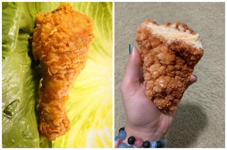 Фото №1 - Тест. Сможешь ли ты отличить еду от минерала?