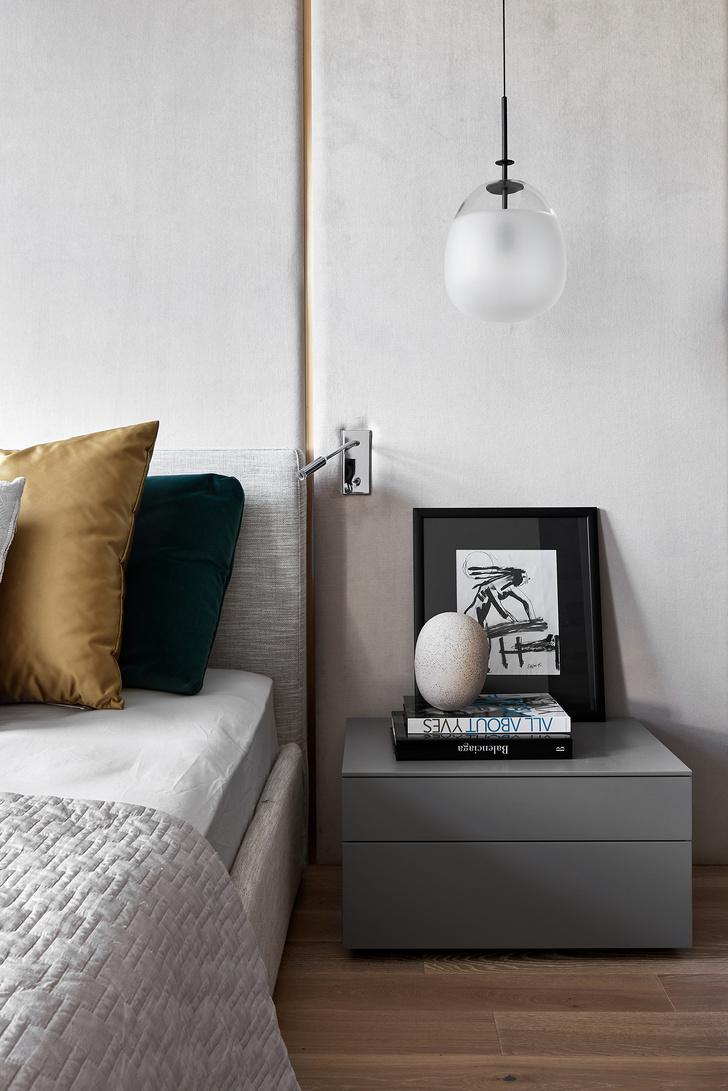 Фото №11 - Подарок для мамы: петербургская квартира 67 м²