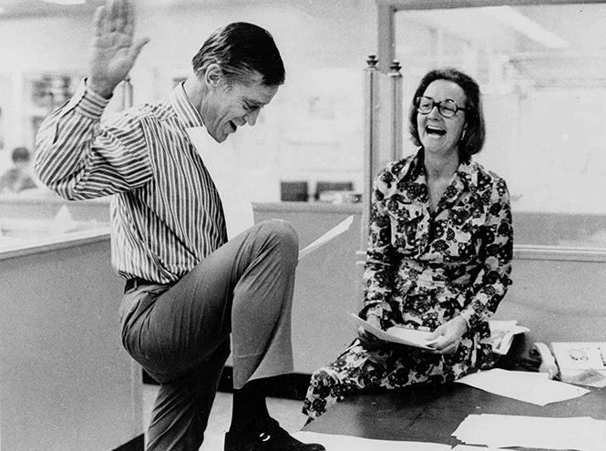 Фото №8 - Женщина против президента: кем на самом деле была героиня Мэрил Стрип из фильма «Секретное досье»