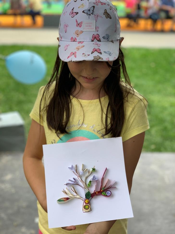 Фото №7 - В саду «Эрмитаж» прошел арт-фестиваль «КругАРТсветка»