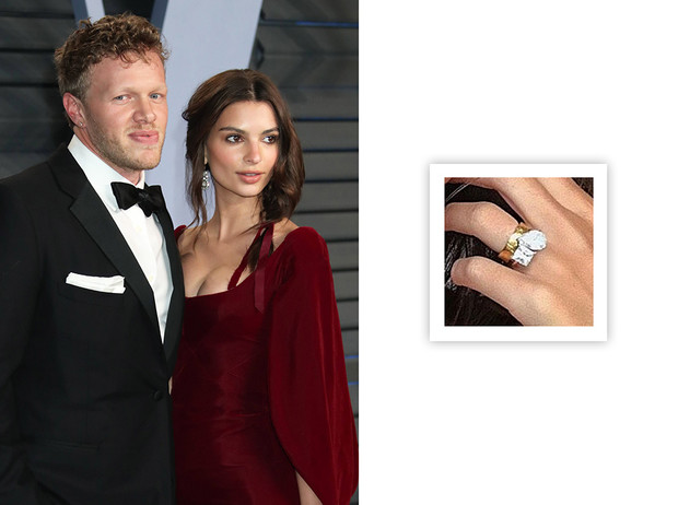 Фото №4 - Самые красивые (и известные) помолвочные кольца звезд