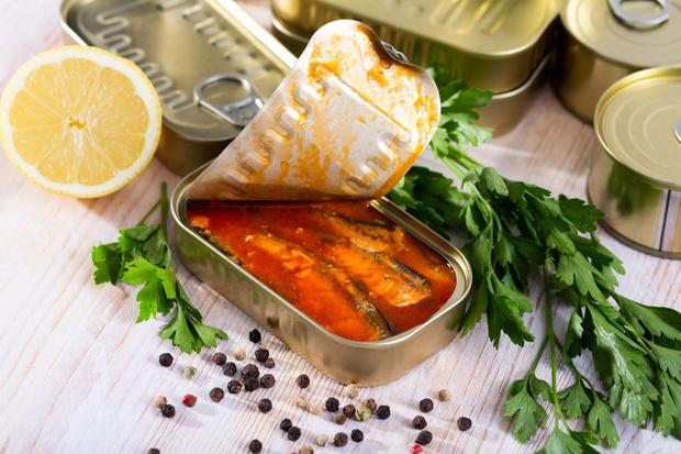 рецепты блюд из консервов