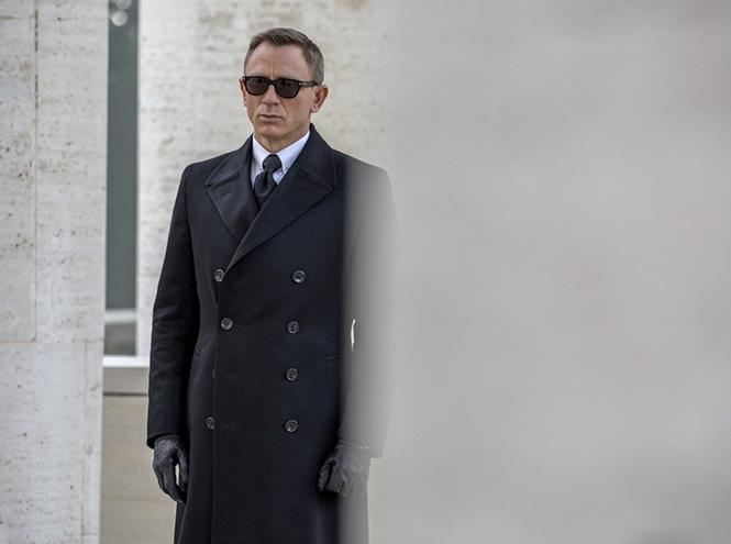 Фото №1 - Вышел новый трейлер фильма «007: СПЕКТР»