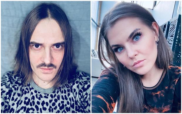 Софья Таюрская и Илья Прусикин фото