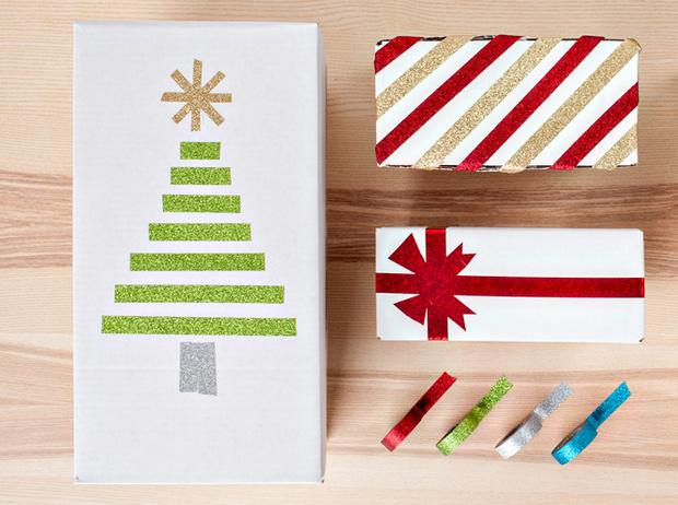 Фото №6 - Упаковка подарков к Новому году: 9 классных идей