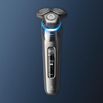 Фото №1 - Philips представляет бритву с искусственным интеллектом
