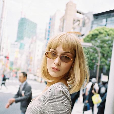 Фото №1 - Ребекка Харадзюку: японский двойник Беллы Хадид или альтер эго?