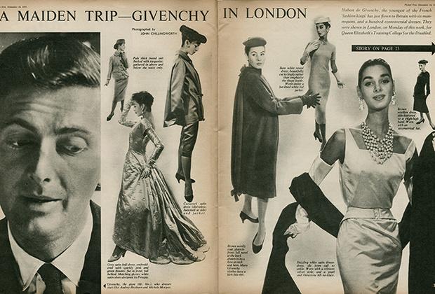 Фото №3 - Вещи-легенды: модное наследие Юбера де Живанши
