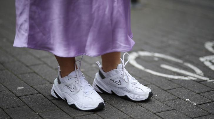 Фото №2 - Как правильно ухаживать за белыми кроссовками