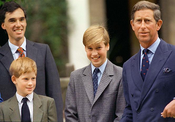 Фото №62 - Принц Уильям: история в фотографиях