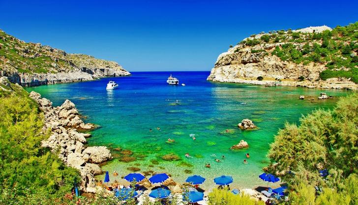 Фото №6 - 7 «мифических» мест в Греции, которые стоит увидеть своими глазами