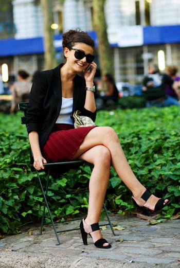 Фото №12 - Осенний street style
