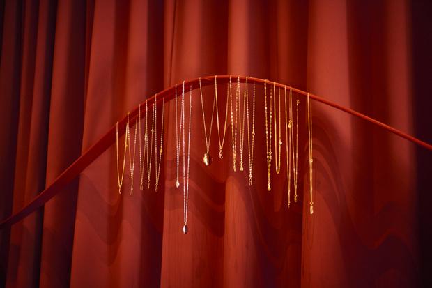 Фото №9 - Бутик ювелирных украшений в Варшаве, вдохновленный Марокко