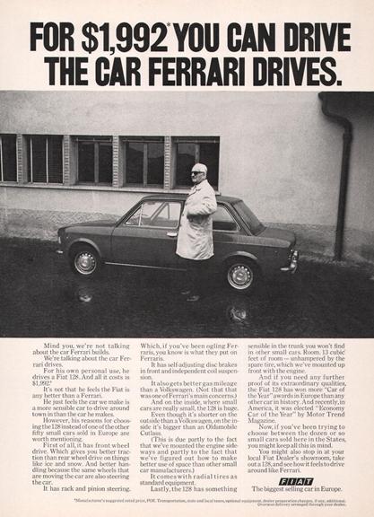 Фото №6 - Почему Энцо Феррари ездил на «Пежо»