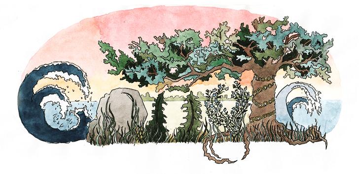 Фото №21 - «Дудл для Google — 2015»: 30 лучших рисунков