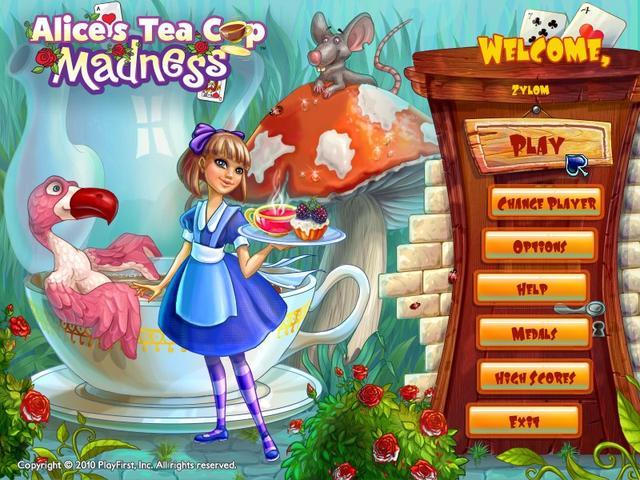 Фото №10 - 8 самых интересных игр по мотивам «Алисы в Стране чудес»