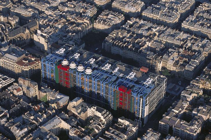 Фото №3 - Центр Помпиду в Париже закроется на реконструкцию