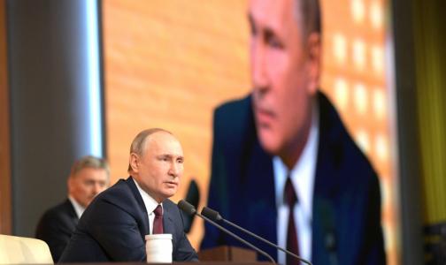 Фото №1 - Путин: Печальную ситуацию в Боткинской больнице надо решать с губернатором