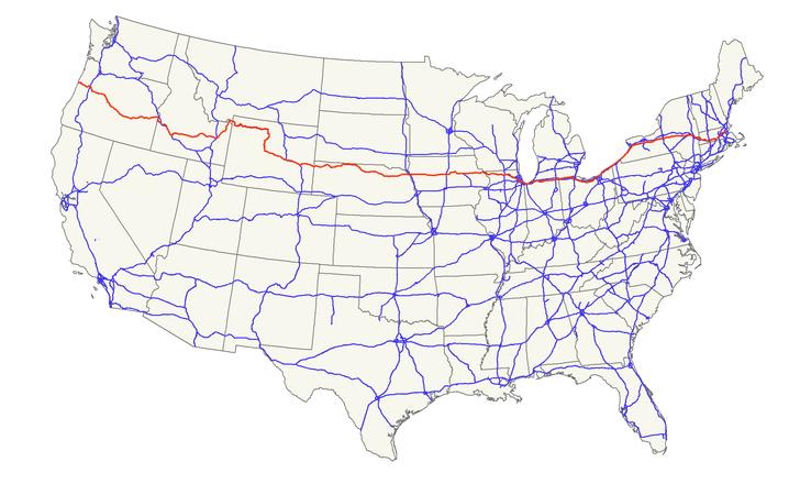 Фото №18 - Пересекая континенты: 8 самых длинных автодорог на планете