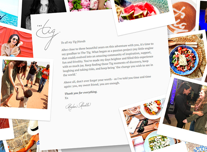 Фото №4 - Напророчила: 6 деталей свадьбы, которые Меган Маркл описала еще в своем блоге
