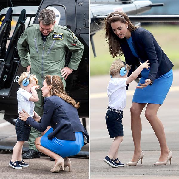 Фото №6 - Кризис трех лет по-королевски: принц Джордж показал характер