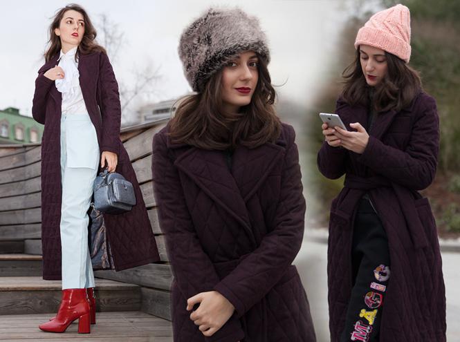 Фото №1 - Базовый гардероб: 5 стильных образов с осенним пальто