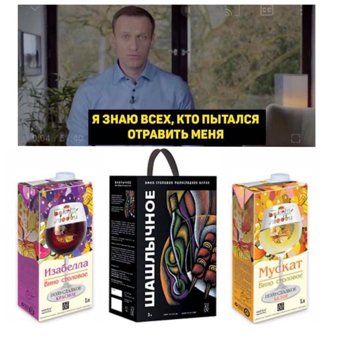Фото №5 - Еще более лучшие мемы и шутки про пранк Навального и работу по трусам. Часть II