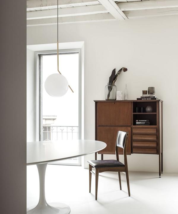 Минималистская квартира в Милане