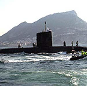 Фото №1 - Два моряка погибли на британской подлодке