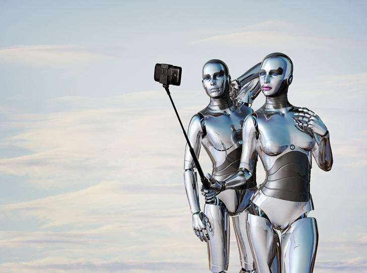 Фото №1 - Красота уже не та: как 4G, смартфоны и искусственный интеллект меняют бьюти-стандарты
