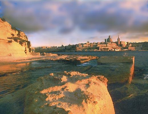 Фото №1 - Мальта