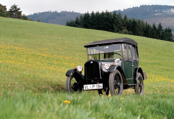 Фото №3 - Восстающий из пепла: история и современность BMW