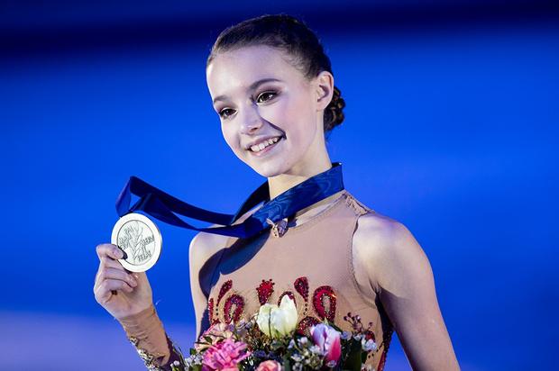 Фото №2 - Японский журнал назвал пять самых красивых российских женщин