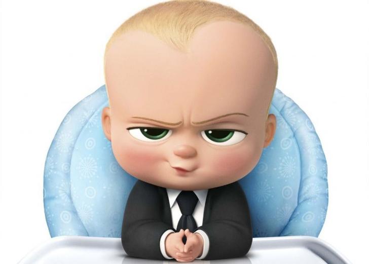 Фото №2 - Флешмоб: на детях рисуют злые брови, как у персонажей мультфильма (видео)